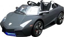 Rocket Lamborghini 12V Kids Electric Ride on Childrens Toy Car Remote Control