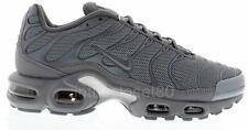 Nike Air Max Plus Tuned 1 Tn Triple Grey Anthracite Mens Trainers 647315 098