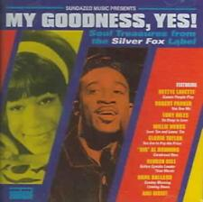 MY GOODNESS, YES! SILVER FOX SOUL COLLECTION NEW CD