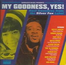 VARIOUS ARTISTS - MY GOODNESS, YES! SILVER FOX SOUL COLLECTION NEW CD