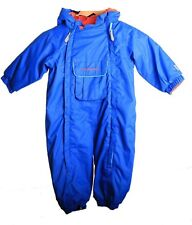 Color Kids Baby Overall , Schneeanzug in blau Gr. 80-86
