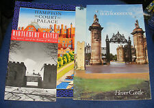 GUIDEBOOKS - HADDON HALL TO HOLYROODHOUSE