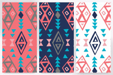 Camelot Fabrics What a Gem Tribal Quilting Fabric (8140608-M)