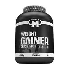 (6,42 €/KG) Mammut Nutrition Weight Gainer Crash 5000  4500g NEU OVP