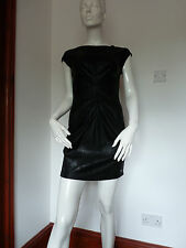 AMY GEE BLACK SEXY MINI DRESS    UK 8 & 10    £63.00    BNWT