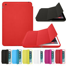 Slim Magnetic  Smart Case For iPad mini 1 2 3 Retina Stand Leather Back Cover