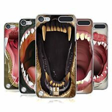 HEAD CASE DESIGNS RAZORTOOTH HARD BACK CASE FOR APPLE iPOD TOUCH 5G 6G