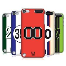 HEAD CASE DESIGNS SPEED MARKINGS HARD BACK CASE FOR APPLE iPOD TOUCH 5G 6G