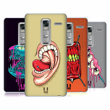 HEAD CASE DESIGNS STRANEZZE COVER RETRO RIGIDA PER LG ZERO CLASS