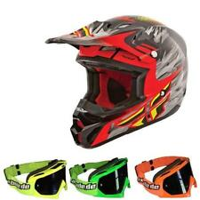 Fly 2015 Motocross Helm Motocross Kinetic Pro Andrew Enduro MX-2-Bude Brille