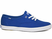 Keds Champion Seasonal Solids Blue / Blau WF54516