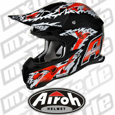 Airoh Terminator Casco Dirt Motocross Enduro Quad MTB Freeride Cross MX DH