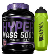 Biotech USA Hyper Mass 5000  5000g Bio Tech Weight Gainer + Trinkflasche