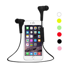 Bluetooth Wireless In Orecchiole Cuffie Stereo - Sport Cuffie Stereo Headphones