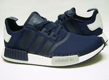 Adidas NMD Runner Boost Navy Blue White S79161 Mens Trainers