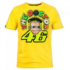 T-SHIRT MOTOGP 2016 VALENTINO ROSSI THE DOCTOR 46 YELLOW MAN