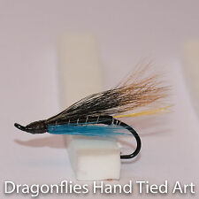 Hairy Mary Salmon Fly Fishing  Flies single hook by Dragonflies