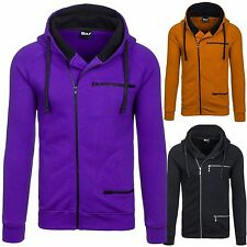 BOLF 31S Men's shirt Hooded Pullover Sweat Jacket Men's Hoodie 1A1 Sweatshirt