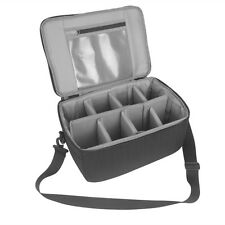 Nylon Waterproof DSLR Camera Sleeve Insert Bag Liner Lens Protective Case Cover