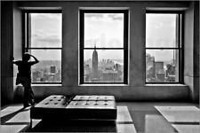 Poster / Leinwandbild New York - Top of the Rock - Thomas Splietker