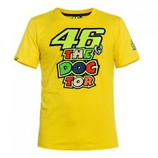 T-SHIRT MOTOGP 2016 VALENTINO ROSSI 46 THE DOCTOR YELLOW MAN