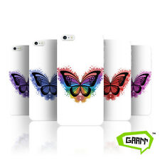 Butterfly Splatter Case For Apple iPhone 6 Plus Butterfly Protective Phone Cover