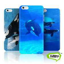Killer Whale Case For Apple iPhone 6/6s Orca Animal Hard Shell Protective Cover