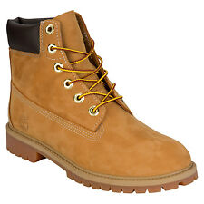 Mens Timberland 6 Inch Premium Boots In Wheat Designer Footwear Discounted Price
