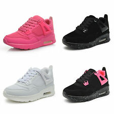 Ladies In Esecuzione Air Scarpe Sportive Donna Shock Assorbente Palestra Fitness