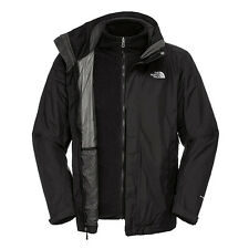 THE NORTH FACE MEN'S EVOLUTION II TRICLIMATE DOPPELJACKE / TNF BLACK GR. XXL