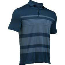 Under Armour Golf Coldblack Even Polo Shirt (Navy / Slate Blue)