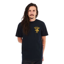 Obey - Search & Destroy Eagle T-Shirt Navy