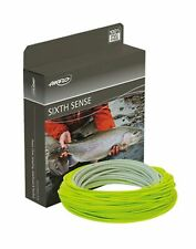 Airflo Sixth Sense Floating Weight Forward Fly Line Float Colour Pale Peach