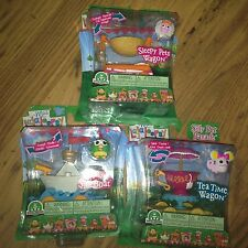 LALALOOPSY Mini Silly Pet Parade MINI PLAYSET DOLL TOY Swings Spins New Sealed