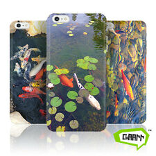 Koi Carp Case For Apple iPhone 6/6s Fish Pond Phone Cover