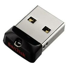 SanDisk 8GB 16GB 32GB 64GB FIT USB Pendrive Flash Drive Chiavetta Memoria IT