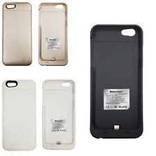 Power Bank External Backup Battery Pack Charger Case Cover For iPhone 6 6s plus