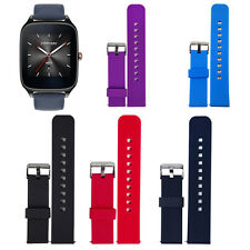 Free shipping Silicone Watch Band Strap Fitness for ASUS ZenWatch 2 Smart Watch