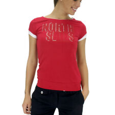 North Sails T-SHIRT M/M mod. STRASS col. Rosso