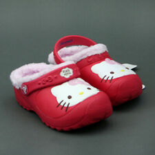 Crocs SABOT HELLO KITTY Rosso mod. RED