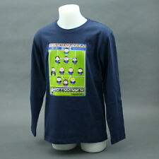 Faccinep T-SHIRT M/L JUNIOR  mod. INTER TEAM Blu