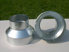 4x8 Stove Pipe Reducer