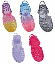 Girls / Infants Retro Jelly Shoes / Sandals / Beach Shoes