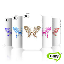 Tribal Butterfly Case For Apple iPhone 4 Colourful Phone Cover