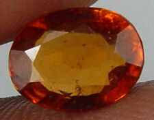 2.15CT 100% Natural Ceylon Hessonite Garnet Loose Gemstone 09102472S