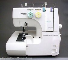 NEW TABLE TOP SEWING MACHINE OVERLOCKER 3 / 4 THREAD