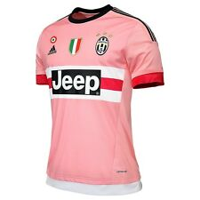 Adidas JUVENTUS maglia away 2015/2016 con PATCH champions league starball