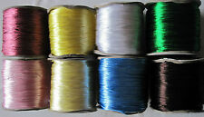 4m of Rattail 1.5mm - Used in Kumihimo and Braiding Projects