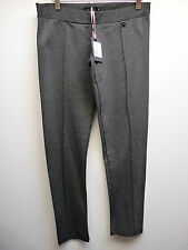 "AMY GEE  GREY CROPPED SLIM FIT TROUSERS    MEDIUM   L26""  £35   BNWT"