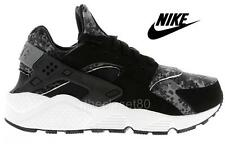 Nike Air Huarache Black Grey Camo Bnib Mens Trainers 318429 015